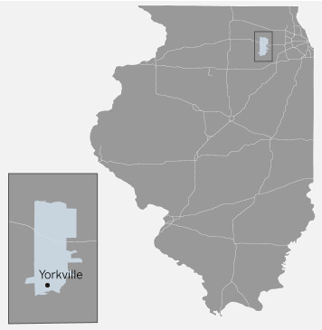Illinois House 50th District is located in the far west suburbs and includes Yorkville | Tanveer Ali/Sun-Times