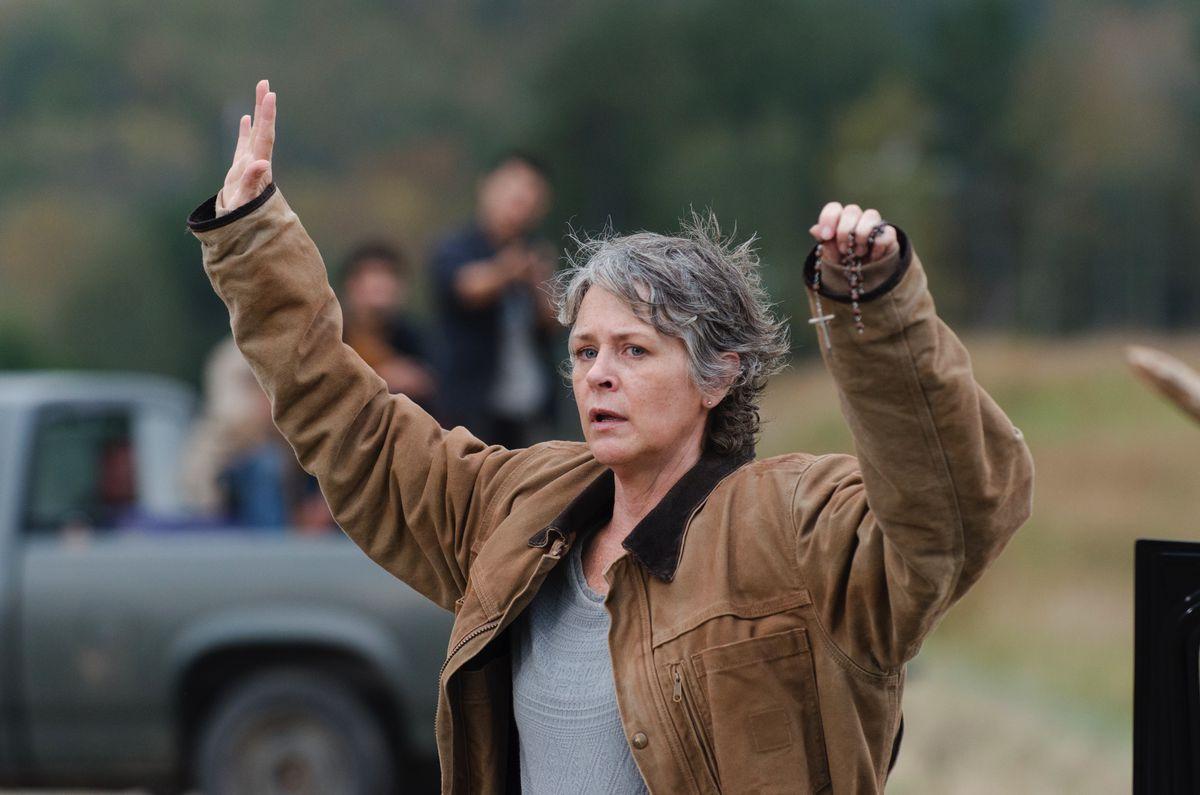 The Walking Dead season 6, episode 15 promotional still (AMC)