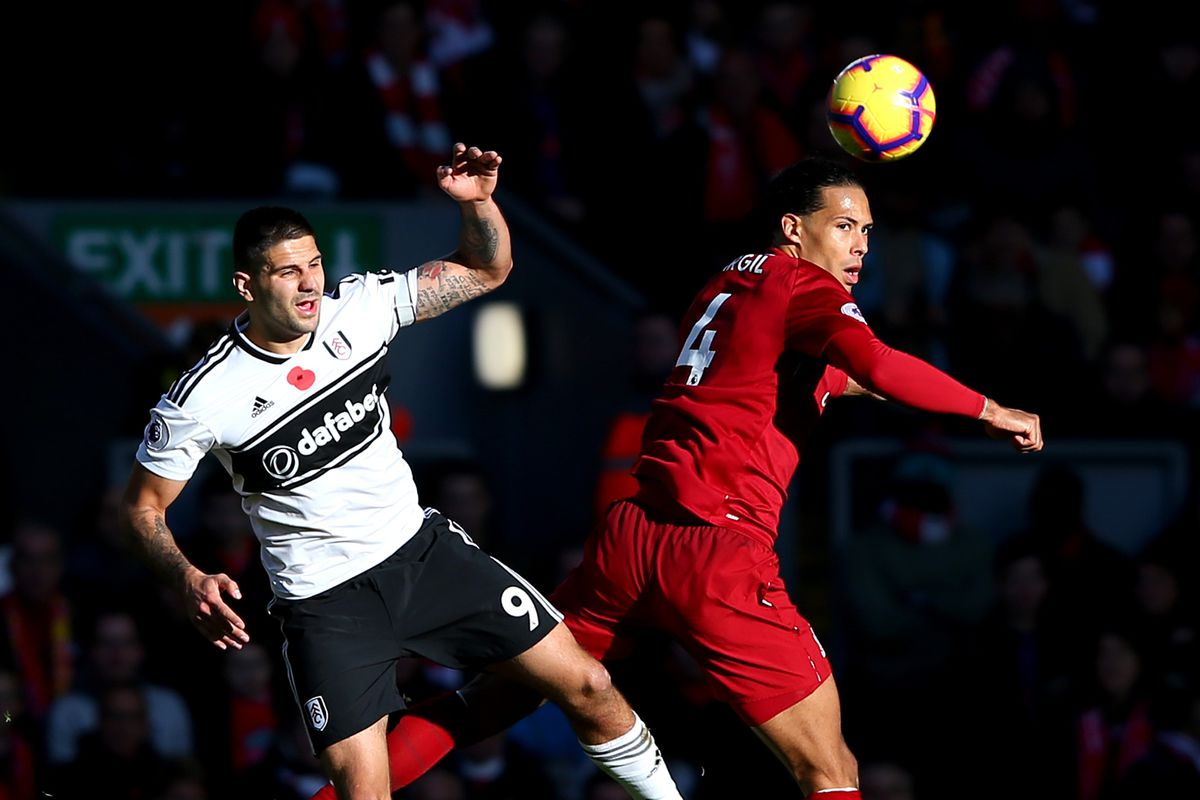Fulham Vs Liverpool Preview Team News And Ways To Watch The Liverpool Offside