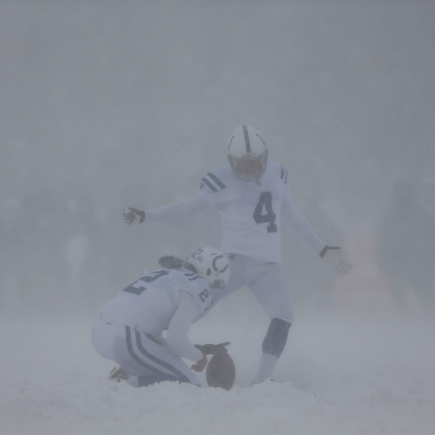 New Rule Added To Address Snow Removal In Wake Of Buffalo Bills Indianapolis Colts Snowvertime Game Buffalo Rumblings
