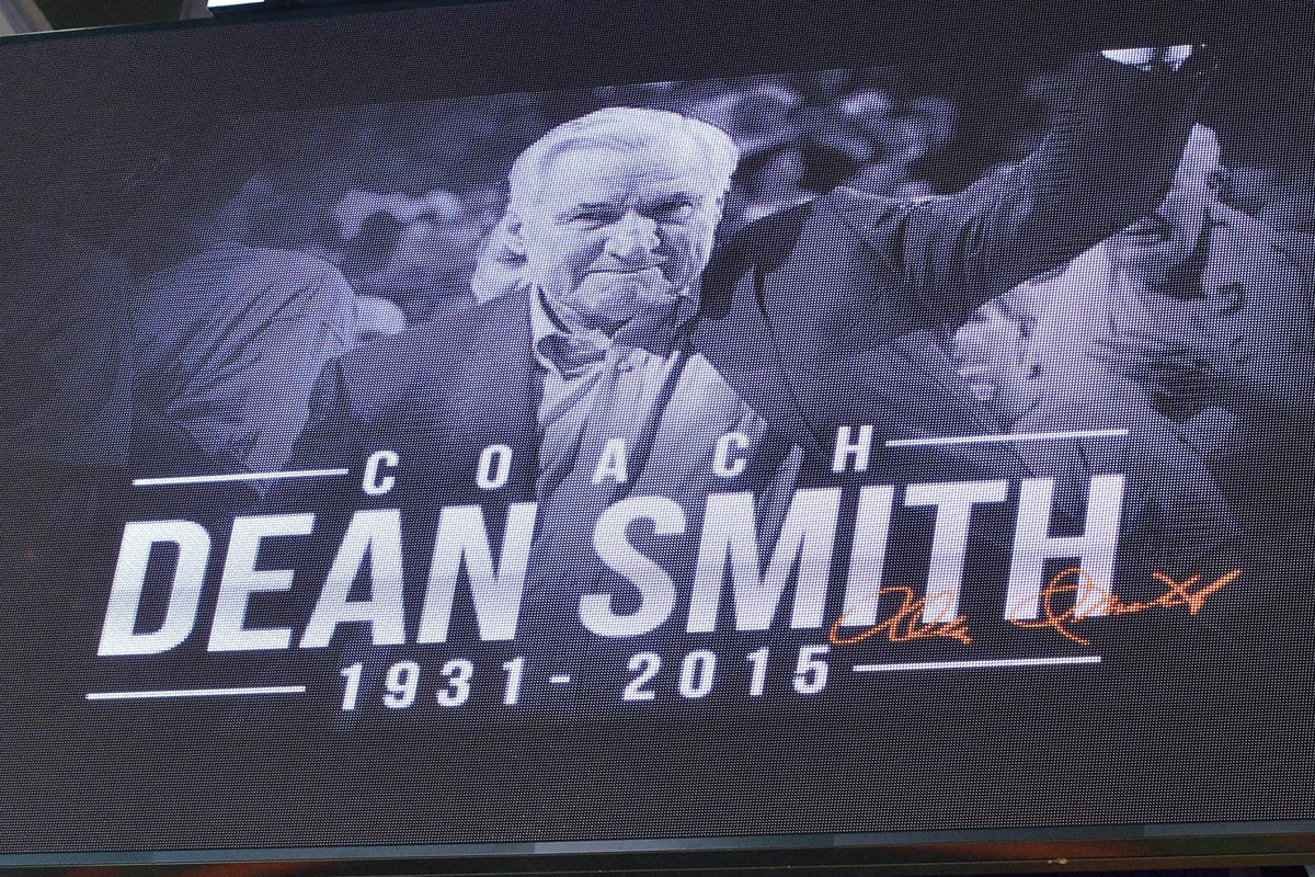 Thoughts on the passing of UNC basketball legend Dean Smith
