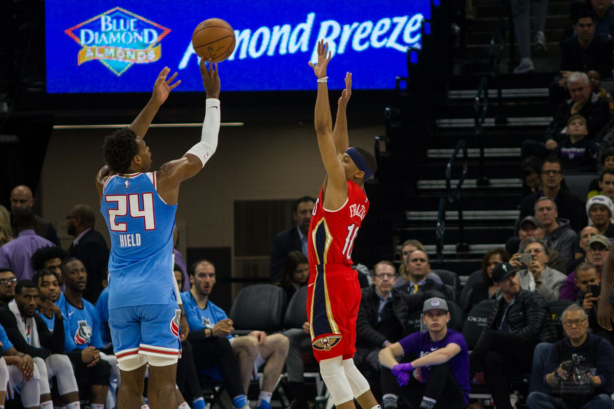 check out 840c4 1e861 Kings 122, Pelicans 117: The Comeback Kings do it again ...