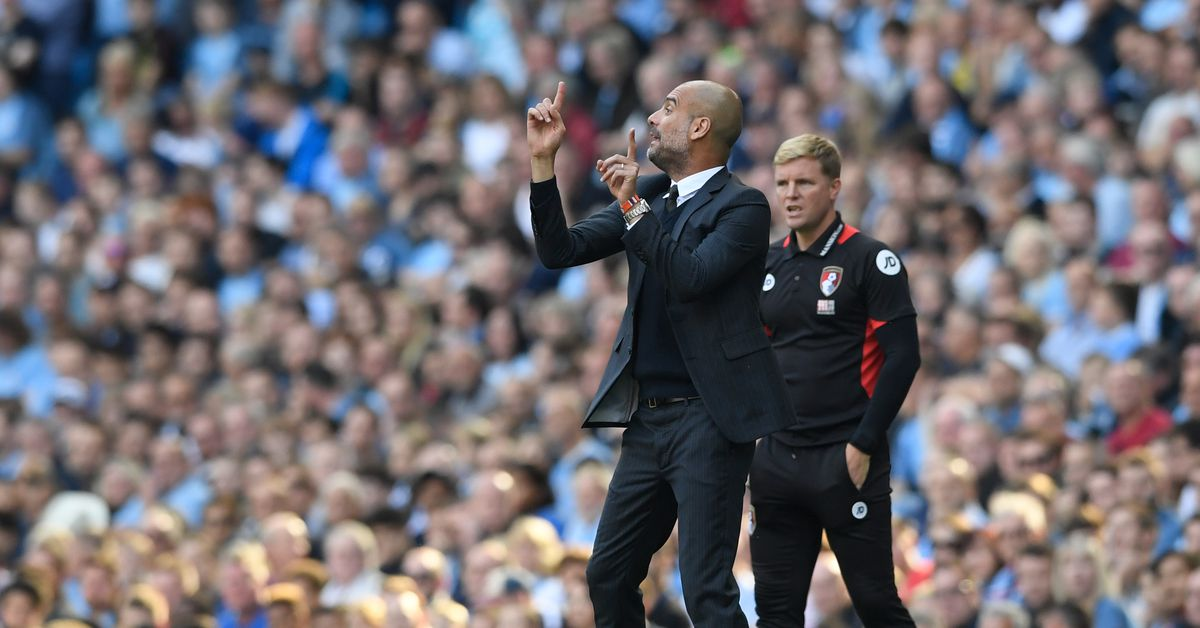 How Should Manchester City Line Up Against Bournemouth To