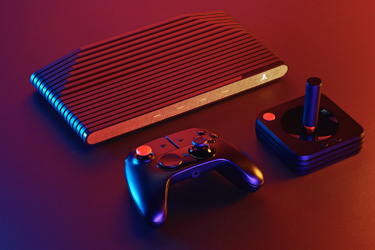 The Atari VCS retro console can now be preordered from