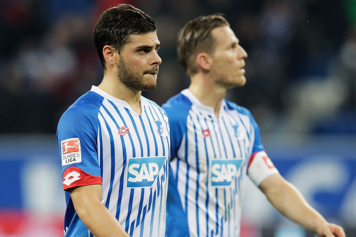 Kevin Volland will have to be a key factor if Hoffenheim are to have any chance against Bayern