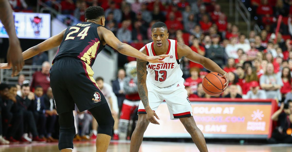No. 8 Florida State soars past the NC State Wolfpack in the second half for a Tobacco Road win