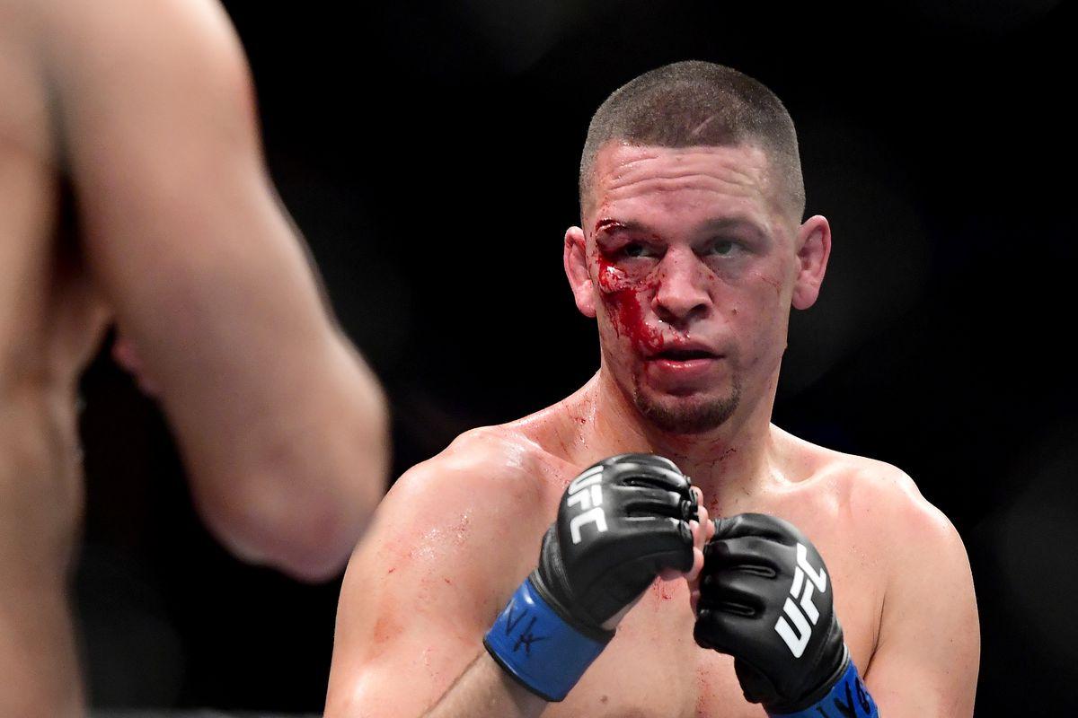 UFC 244 Masvidal v Diaz