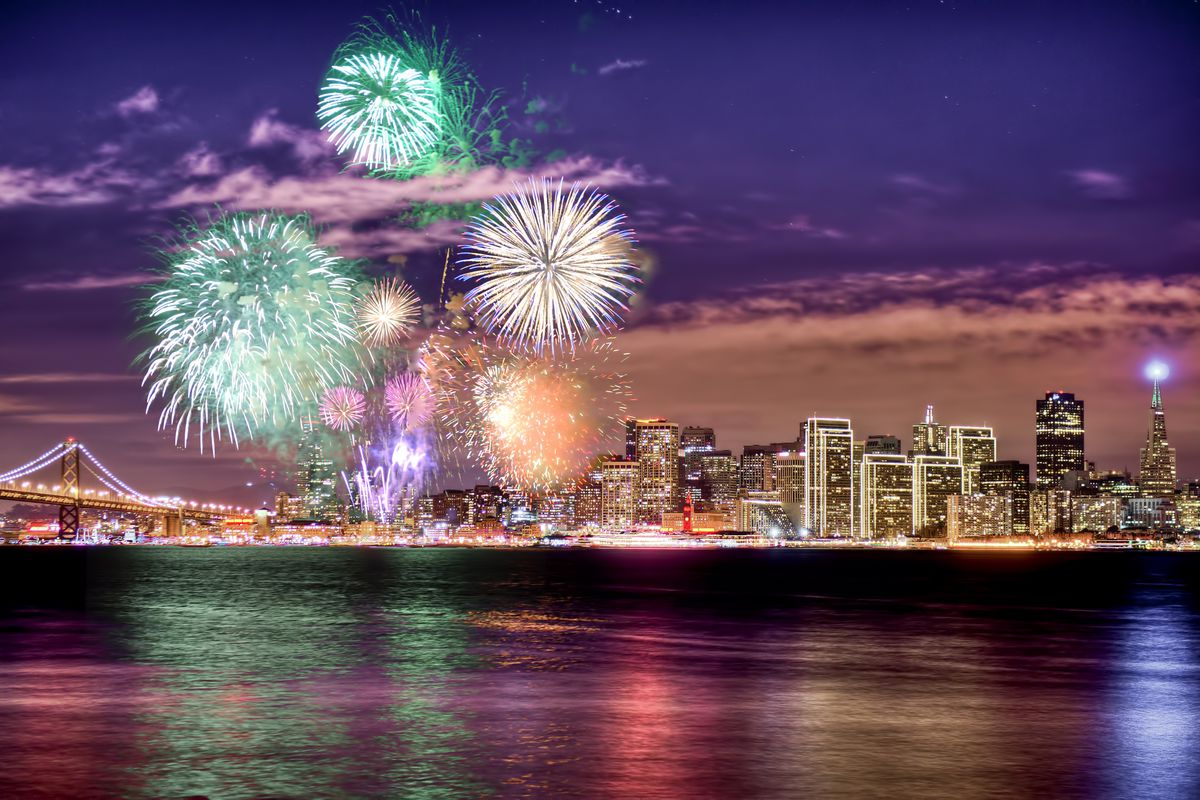 4th of July fireworks San Francisco: Time, TV, livestream