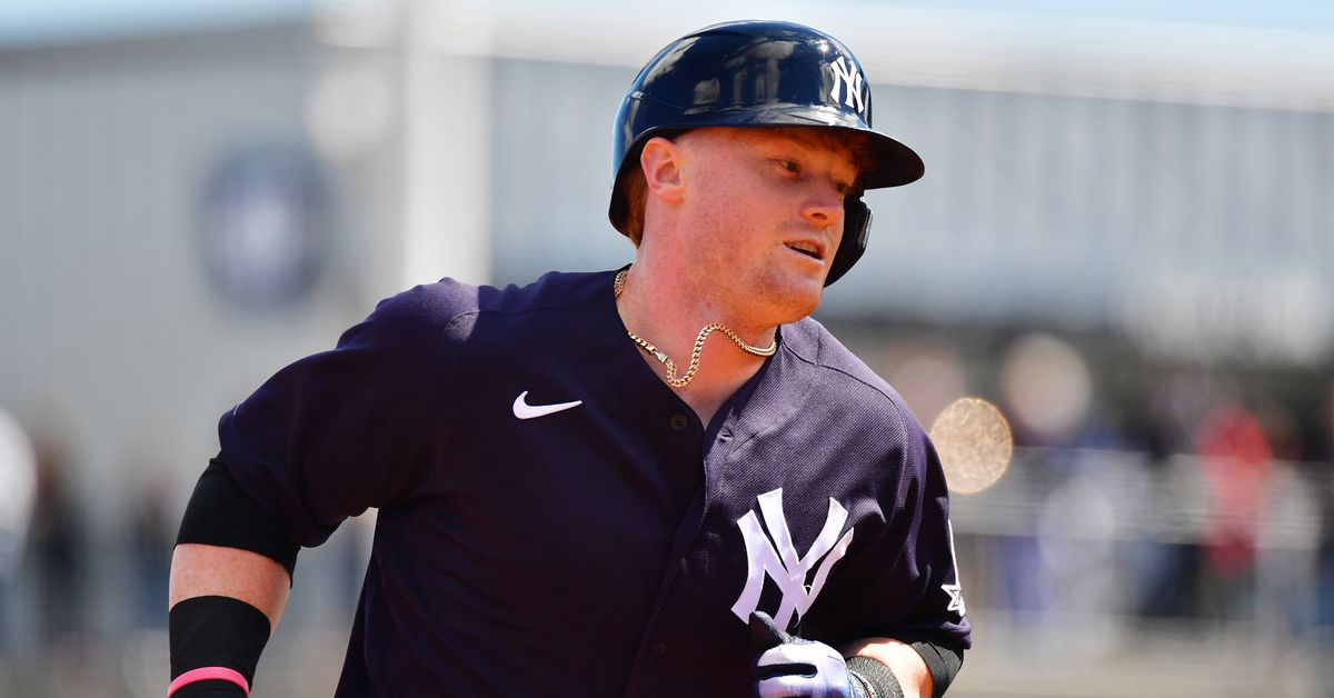 The Yankees who could benefit the most from Giancarlo Stanton's injury