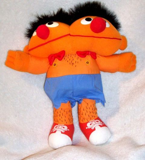 Franken Toys on Etsy: Remember Those Mutant Toy Story Mash