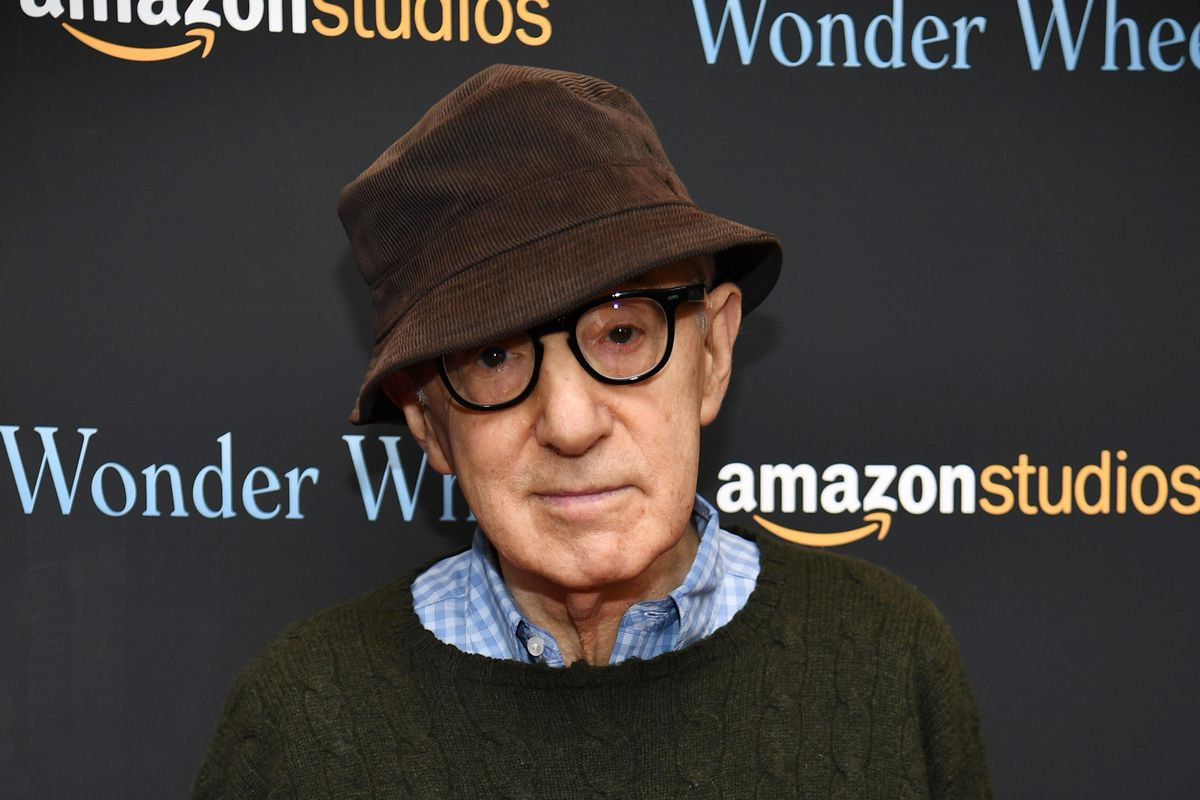 Woody Allen is suing Amazon for breach of contract.