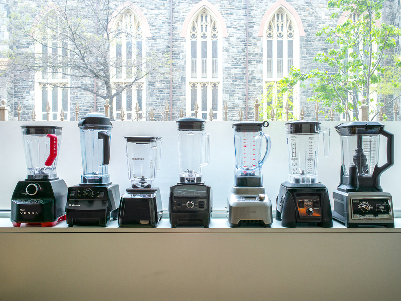 Review: These Are the Seven Best High-Performance Drink Blenders - Eater