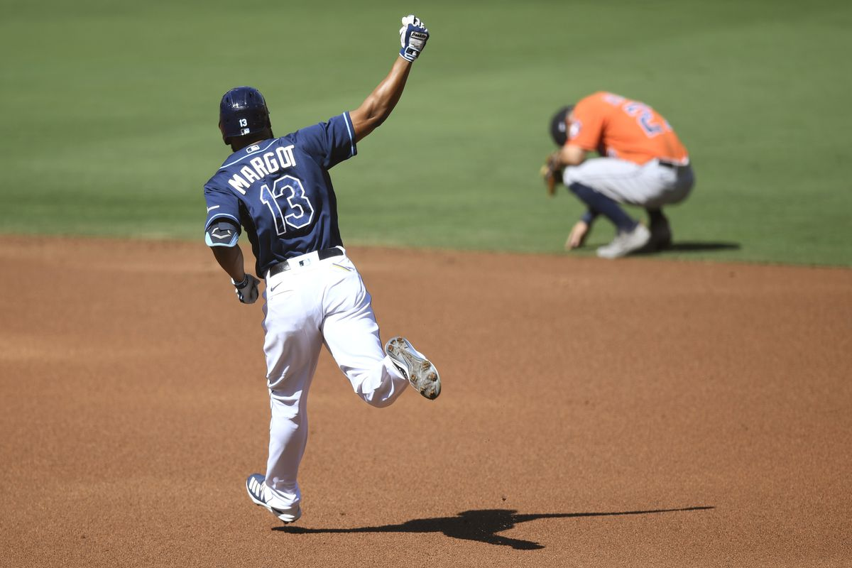 American League Championship Series Game 2: Tampa Bay Rays v. Houston Astros