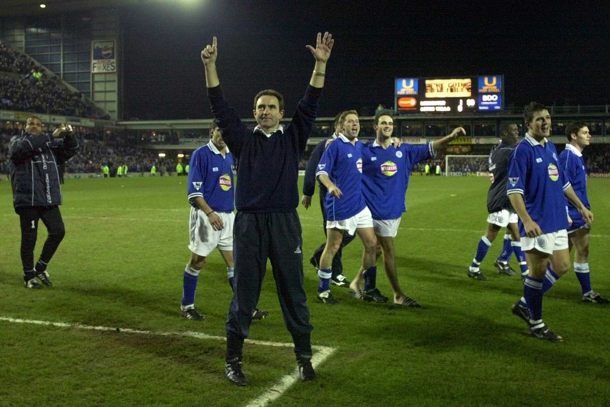 Leicester v Villa X