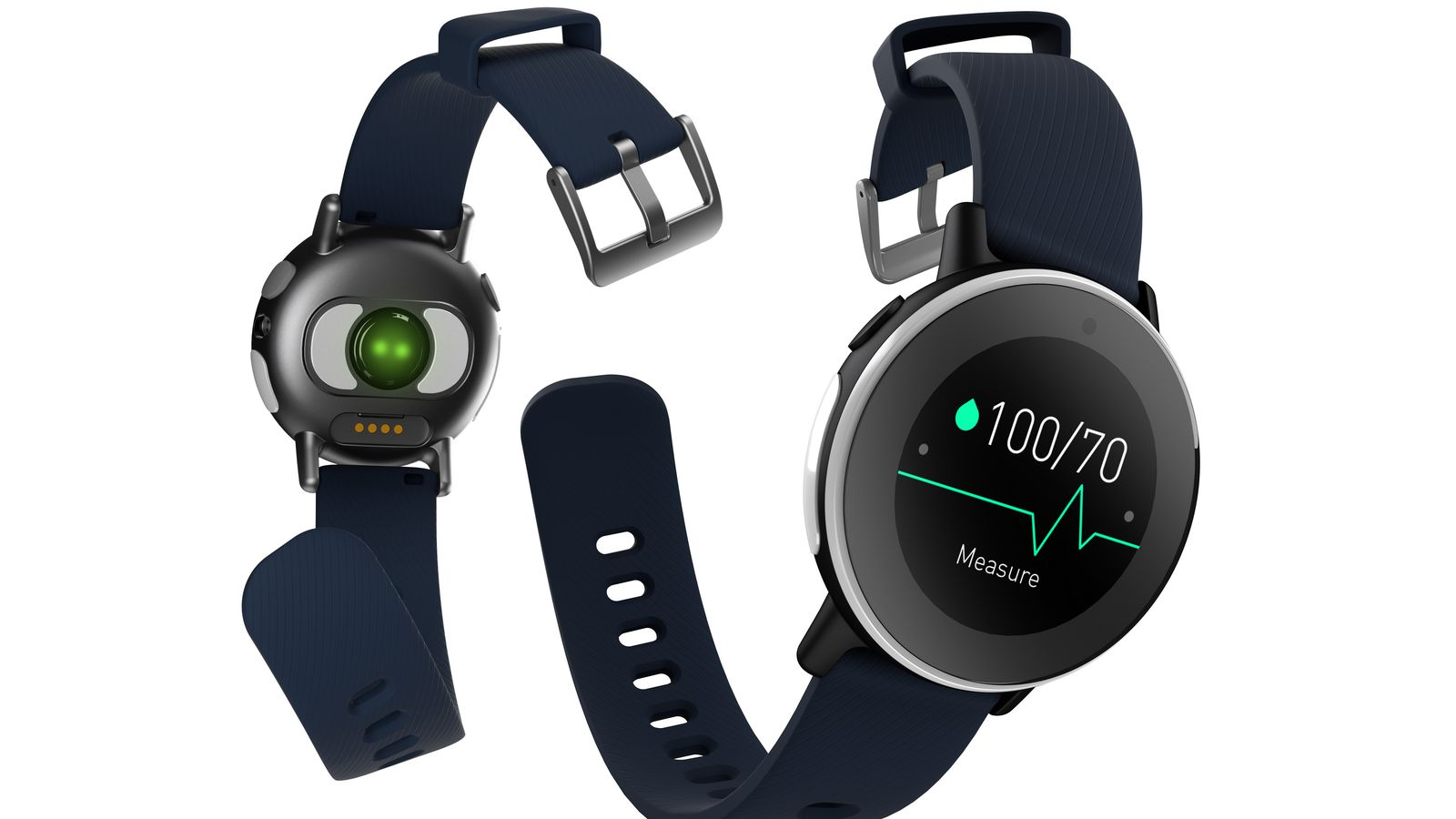 Acer's new Leap Ware smartwatch looks like a Pebble Time ...