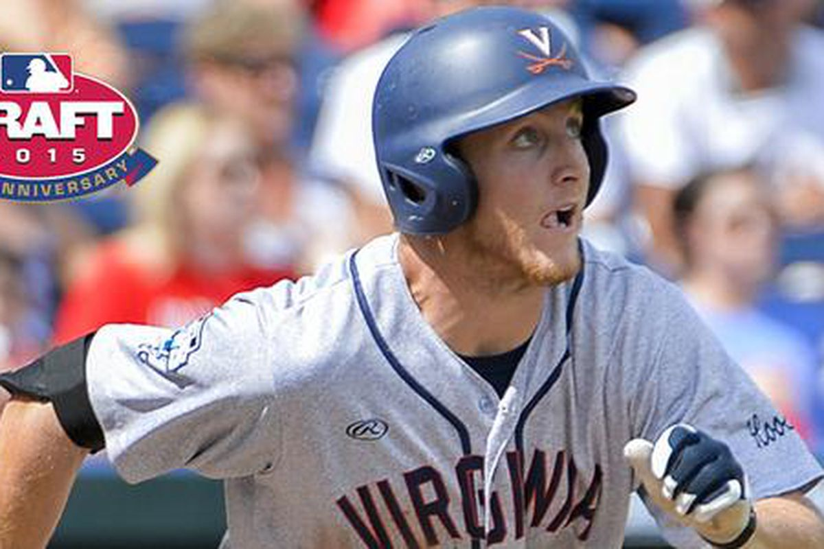 Joe McCarthy - UVA Baseball (Credit: MLB.com)