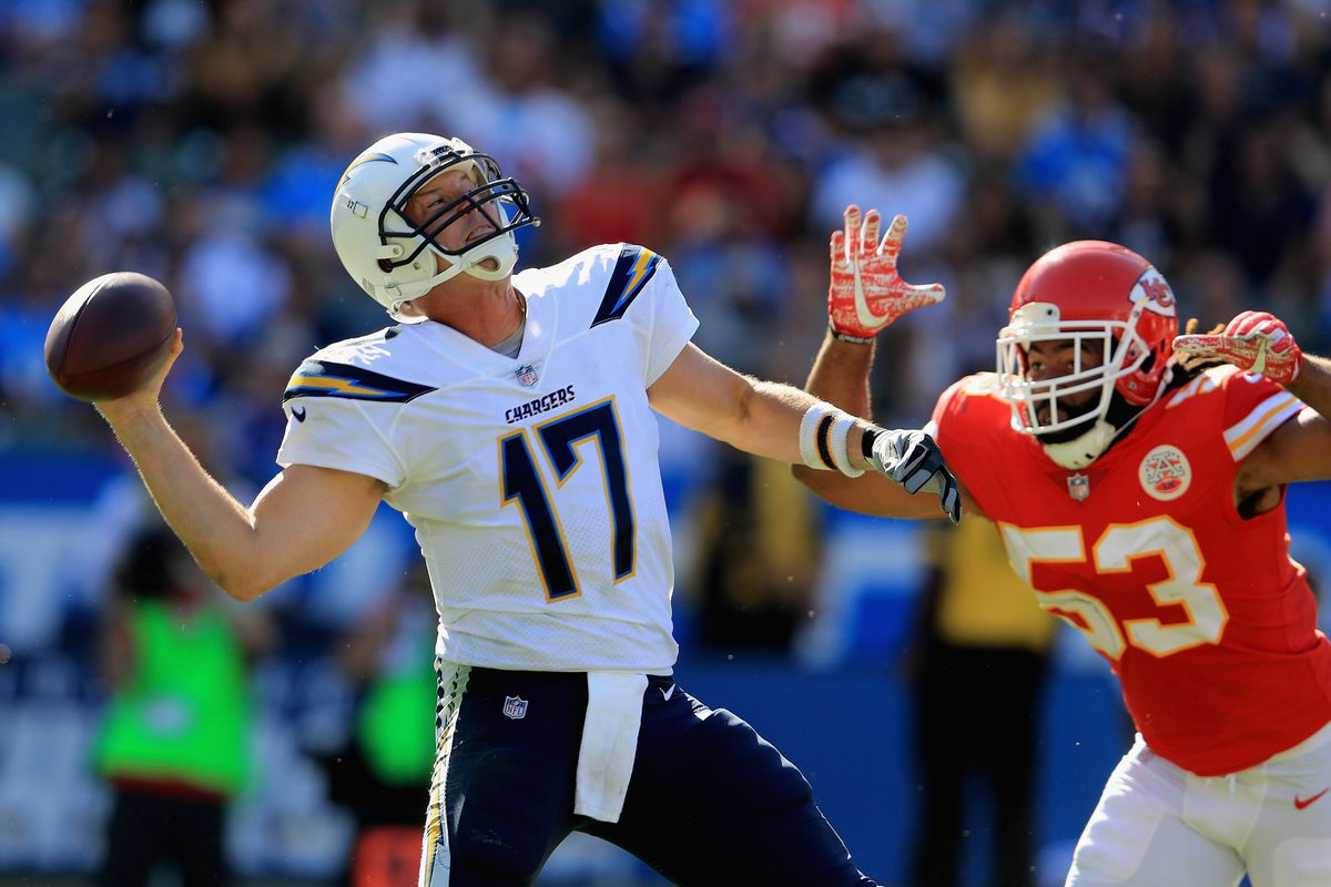 Corey Liu robbed the Chargers Bolts From The Blue