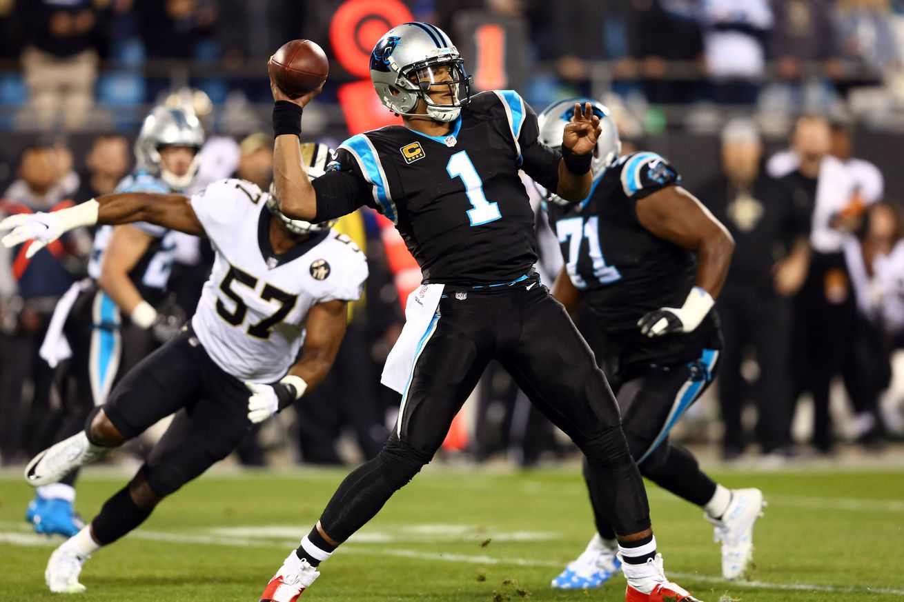 The Carolina Panthers handling of Cam Newton's shoulder is irresponsible and short-sighted