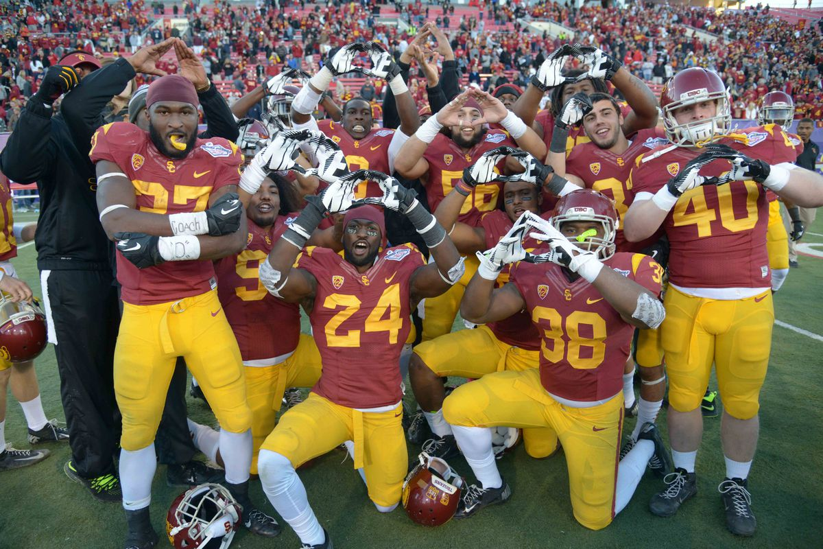 The Trojans face the Bulldogs for the second-straight game.