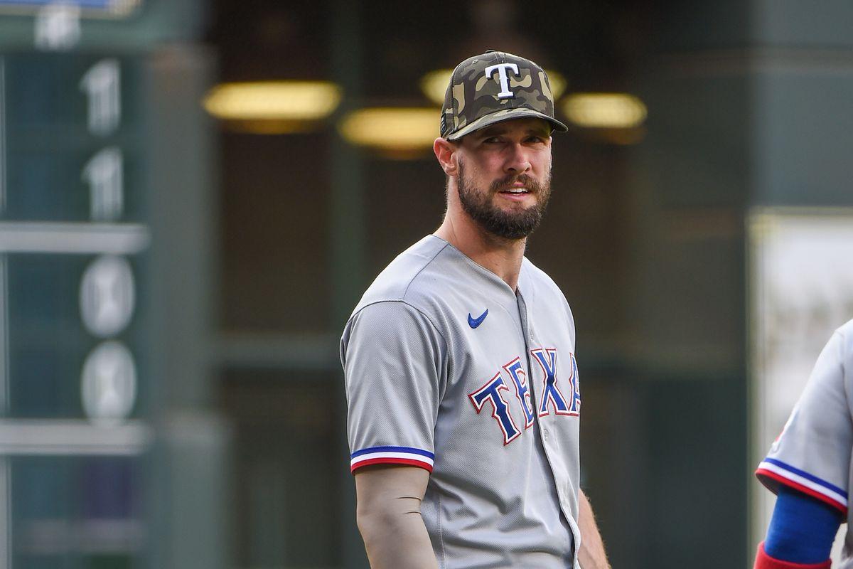 MLB: MAY 14 Rangers at Astros