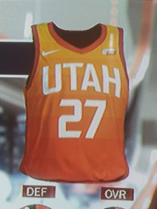 sports shoes f95ea 2a4cb NBA 2K18' just leaked the final set of Nike jerseys ...