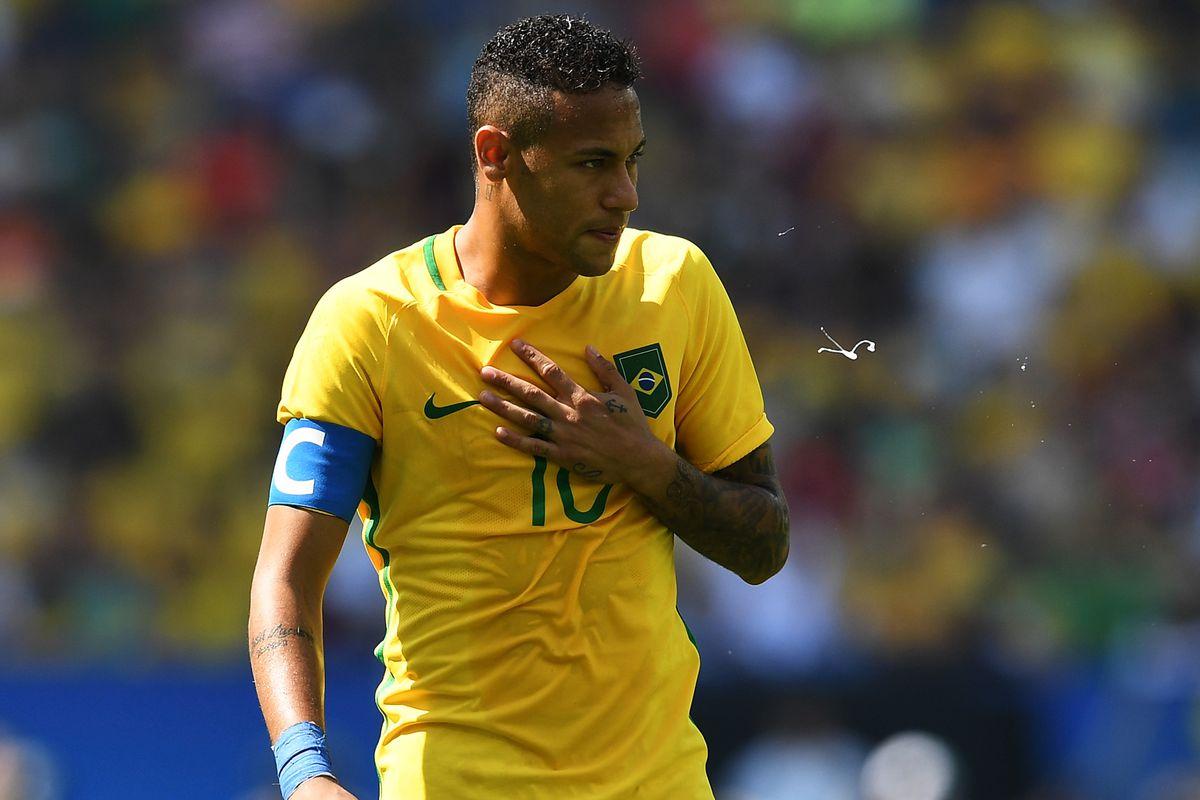 2fa5bab30cc Brazil vs. Honduras 2016  Final score 6-0