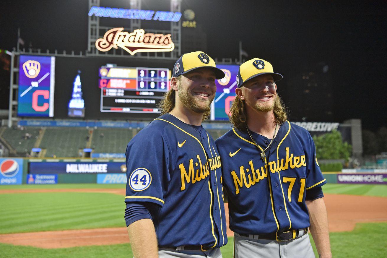 Milwaukee Brewers v Cleveland Indians