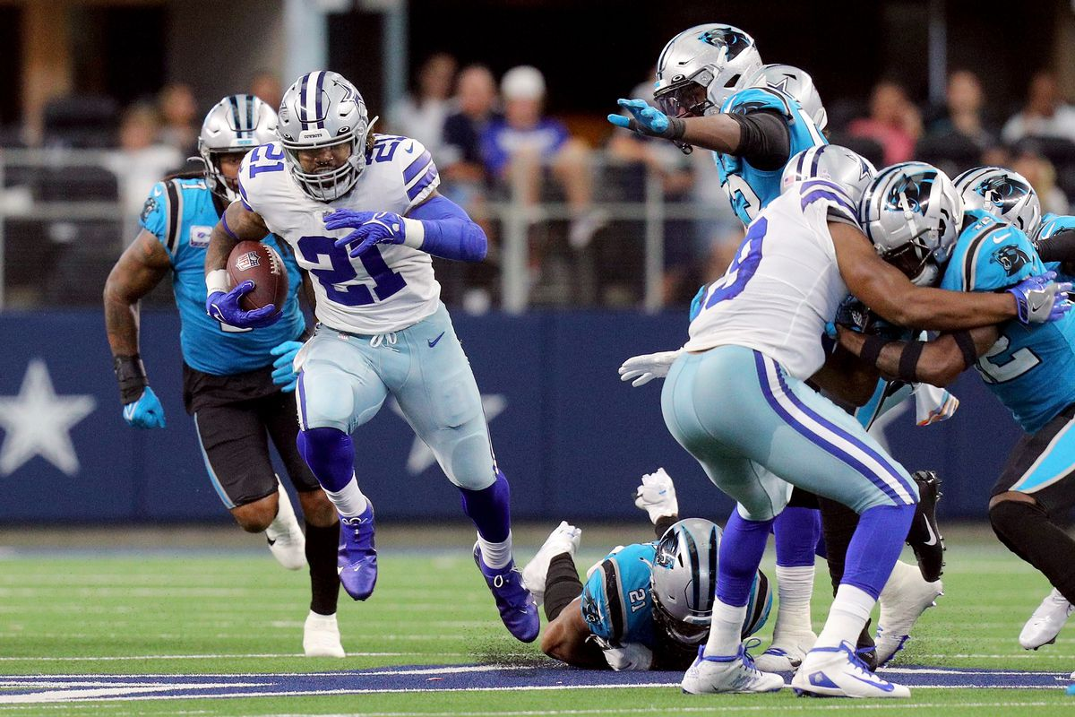 Cowboys vs. Panthers: The good, the bad, and the ugly from Week 4 - Blogging The Boys