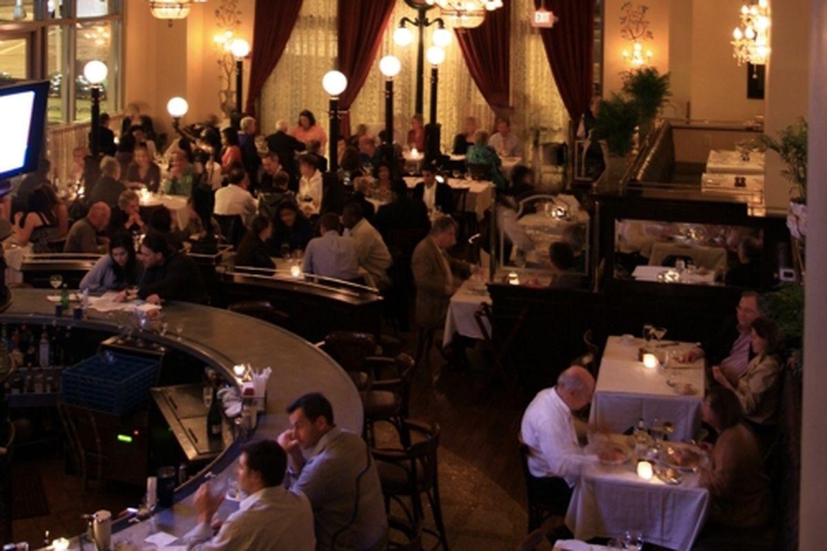 French American Brasserie.