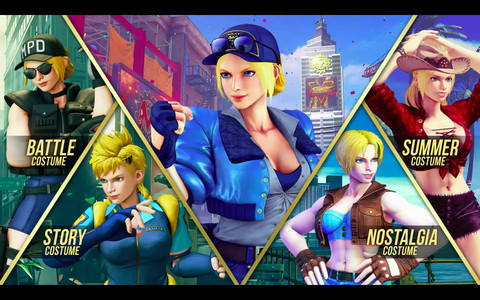 Street Fighter 5 S Next Dlc Characters Leak Ahead Of Evo 2019
