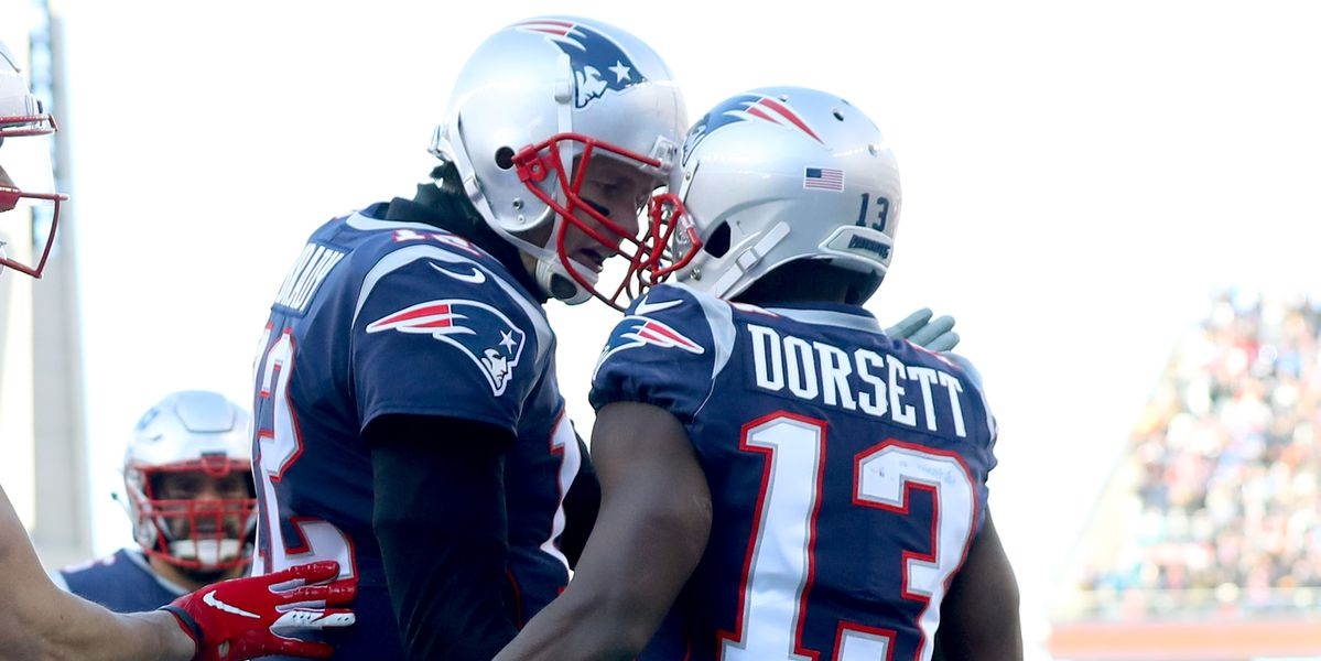 The plays that helped the Patriots beat the Chargers - Pats