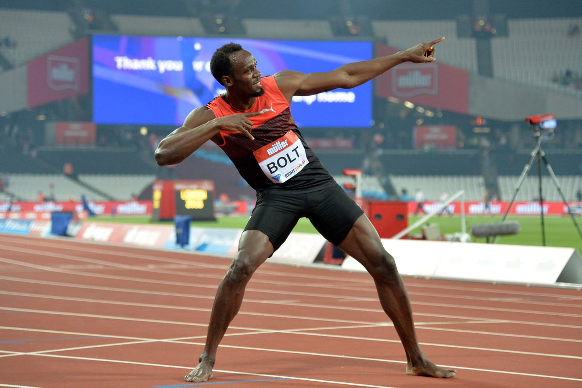 Track and Field: London Anniversary Games