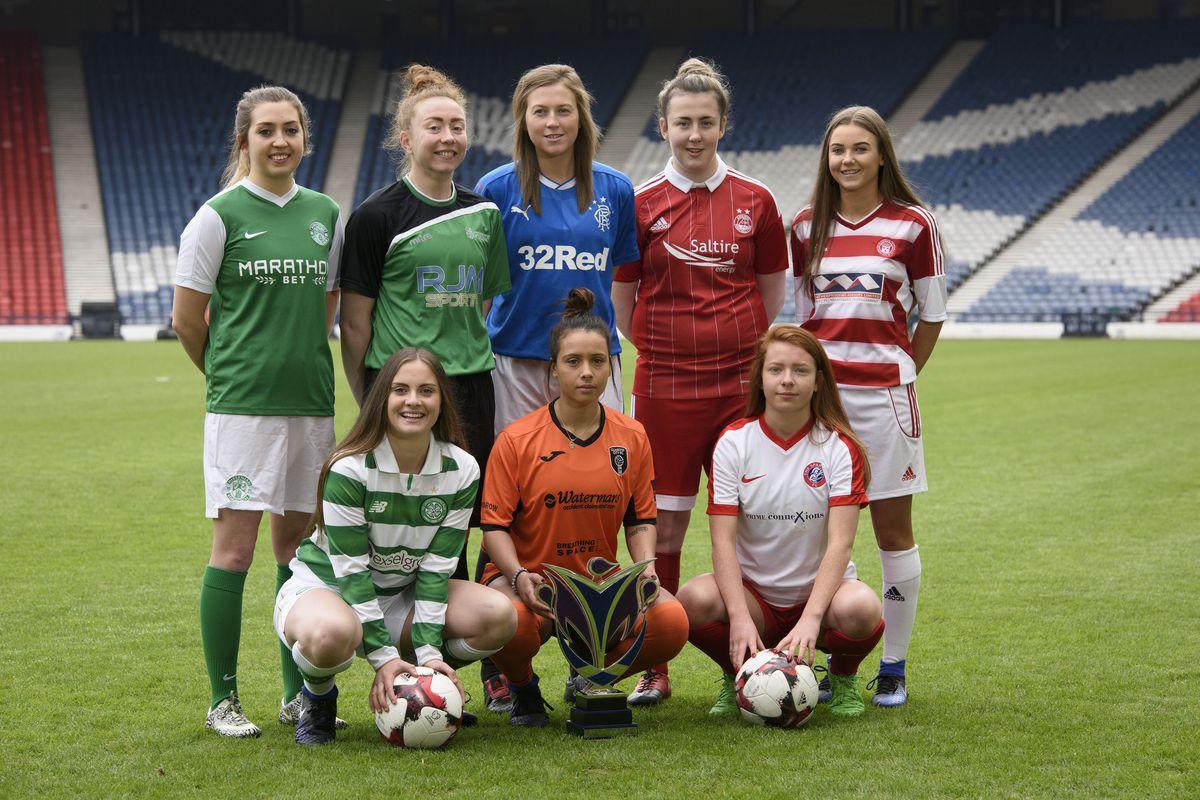 Scottish women's football leagues launch