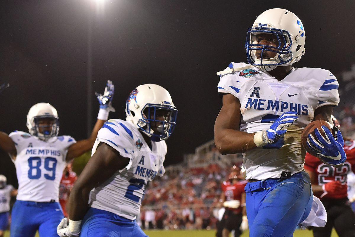 NCAA Football: Boca Raton Bowl-Memphis vs Western Kentucky