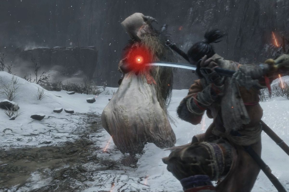Sekiro Snake Eyes Shirafuji Boss Guide Polygon