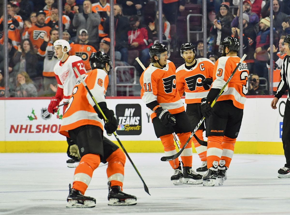 behind enemy lines previewing the philadelphia flyers columbus