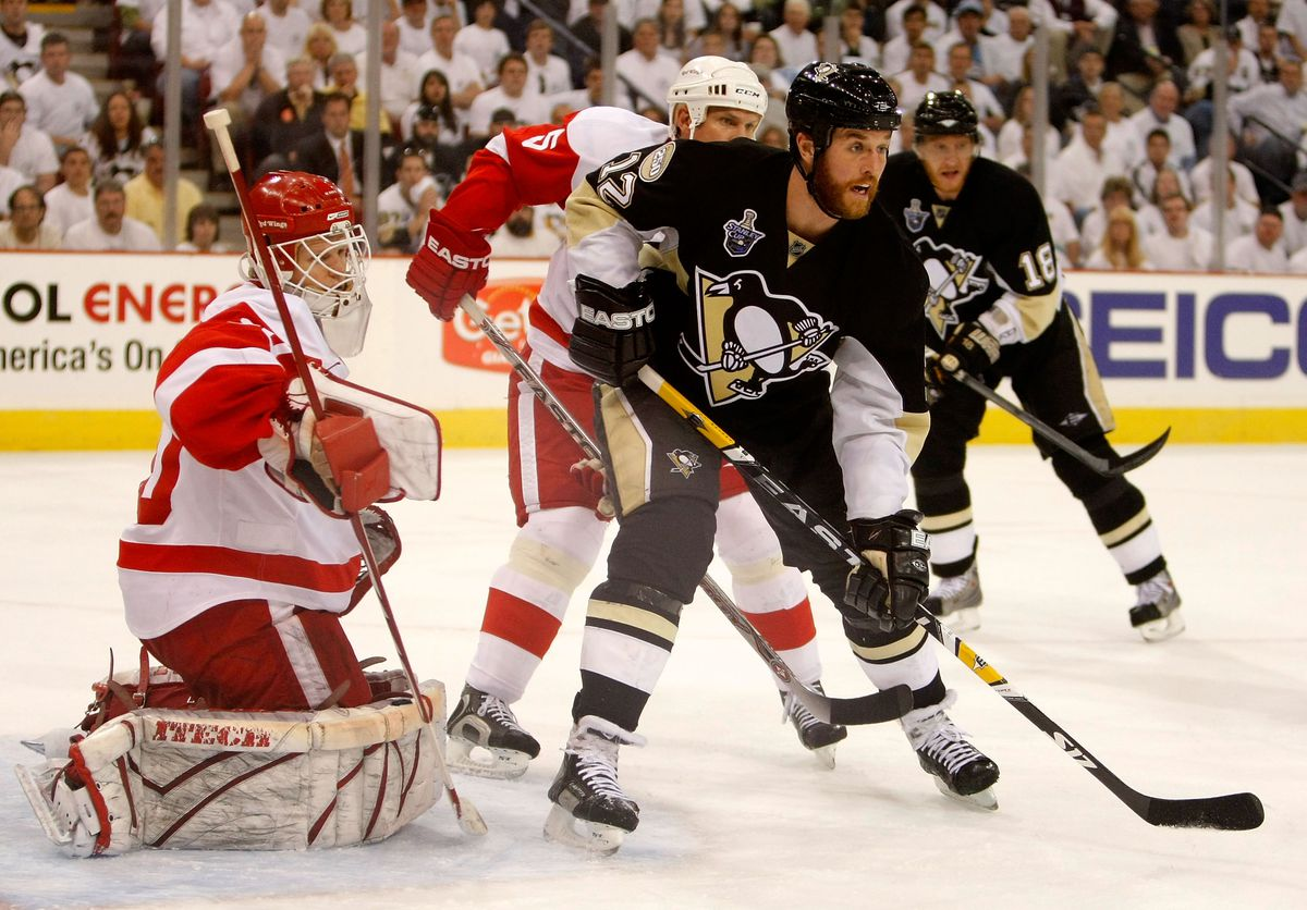Detroit Red Wings v Pittsburgh Penguins - Game Four