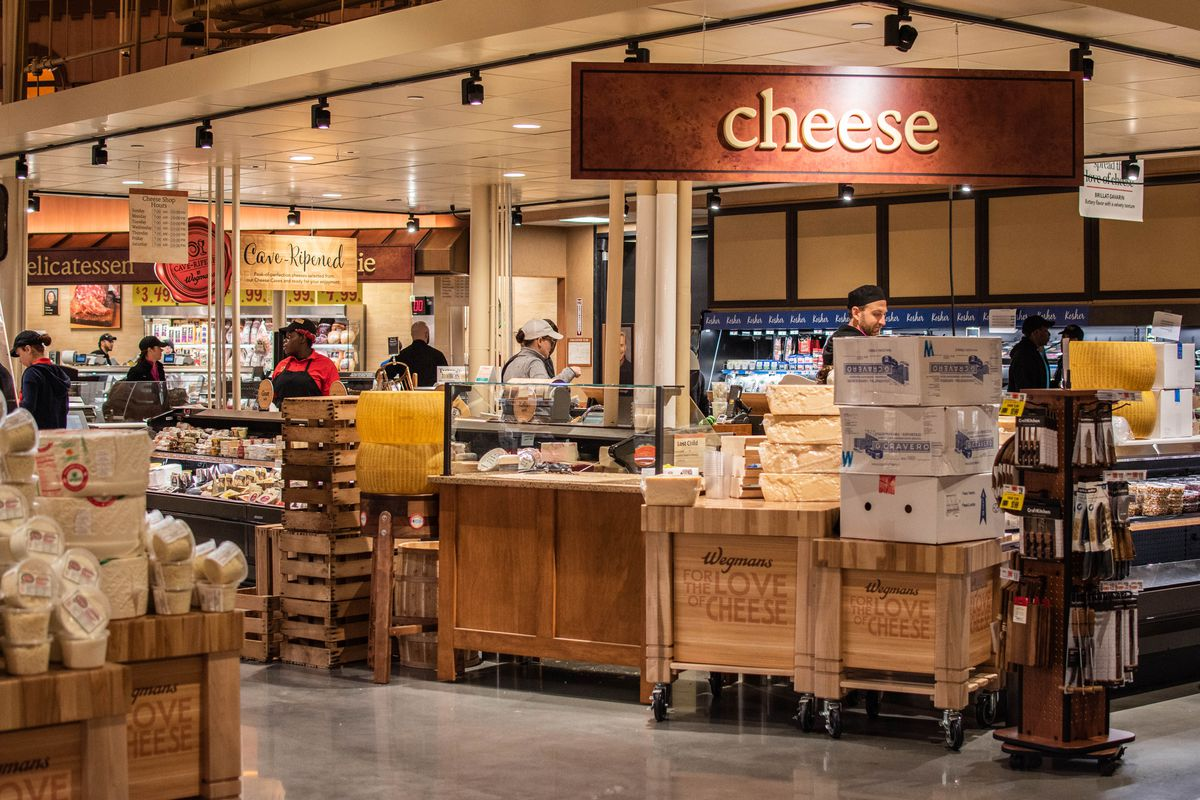 Wegmans, the Cult-Followed Grocery, Opens in Brooklyn Sunday - Eater NY