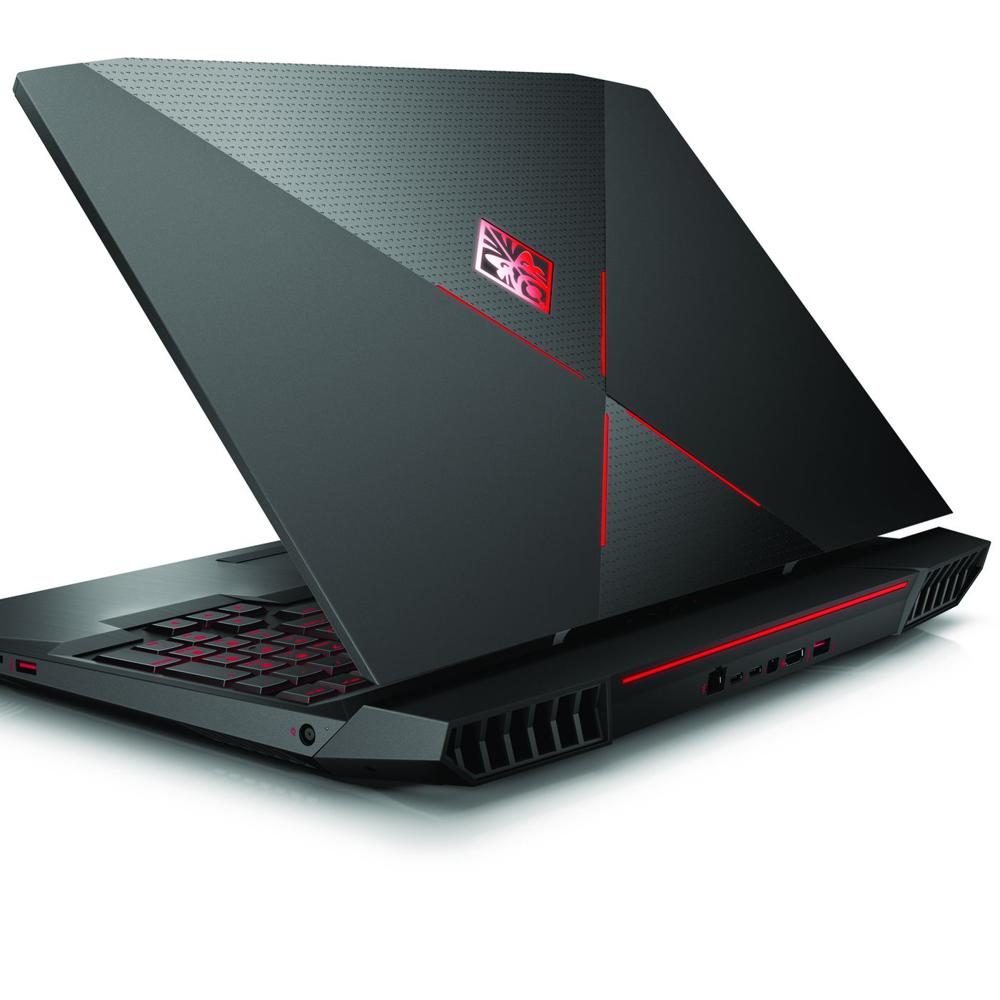 Hp S First Omen X Gaming Laptop Includes Easy Access To Upgrade Parts The Verge