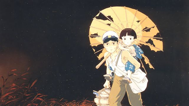 <em>Grave of the Fireflies</em>, Takahata's best known work.