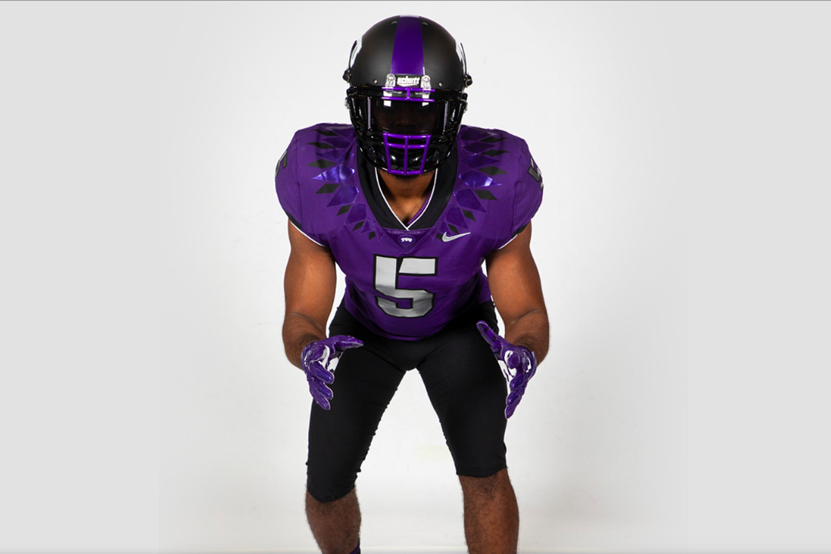 4ebf9c660 TCU s new uniforms are out