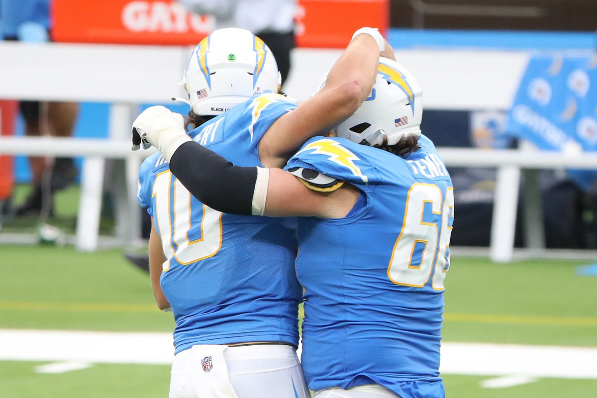 Chargers News Bolts Land At 20 In Latest Espn Power Rankings Bolts From The Blue
