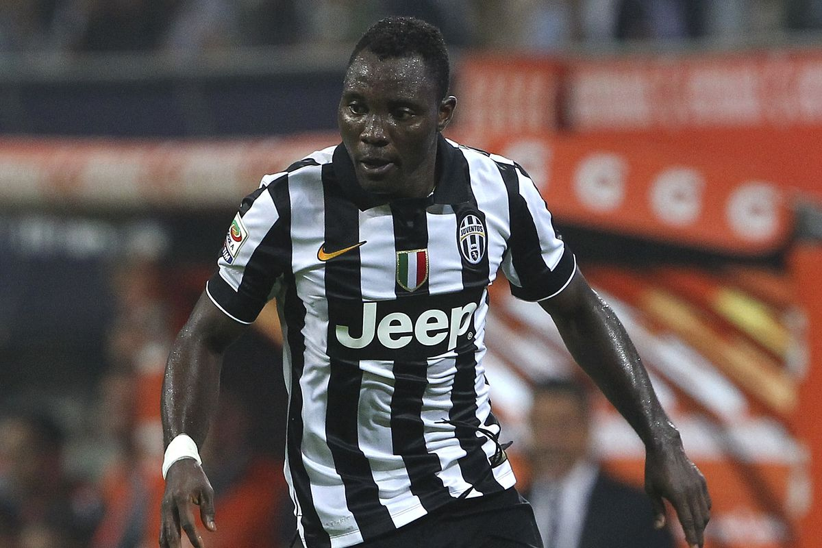 OFFICIAL Juventus rule out Kwadwo Asamoah for four months after