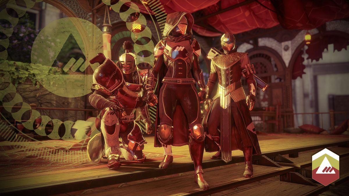 Destiny 2 - New Monarchy armor