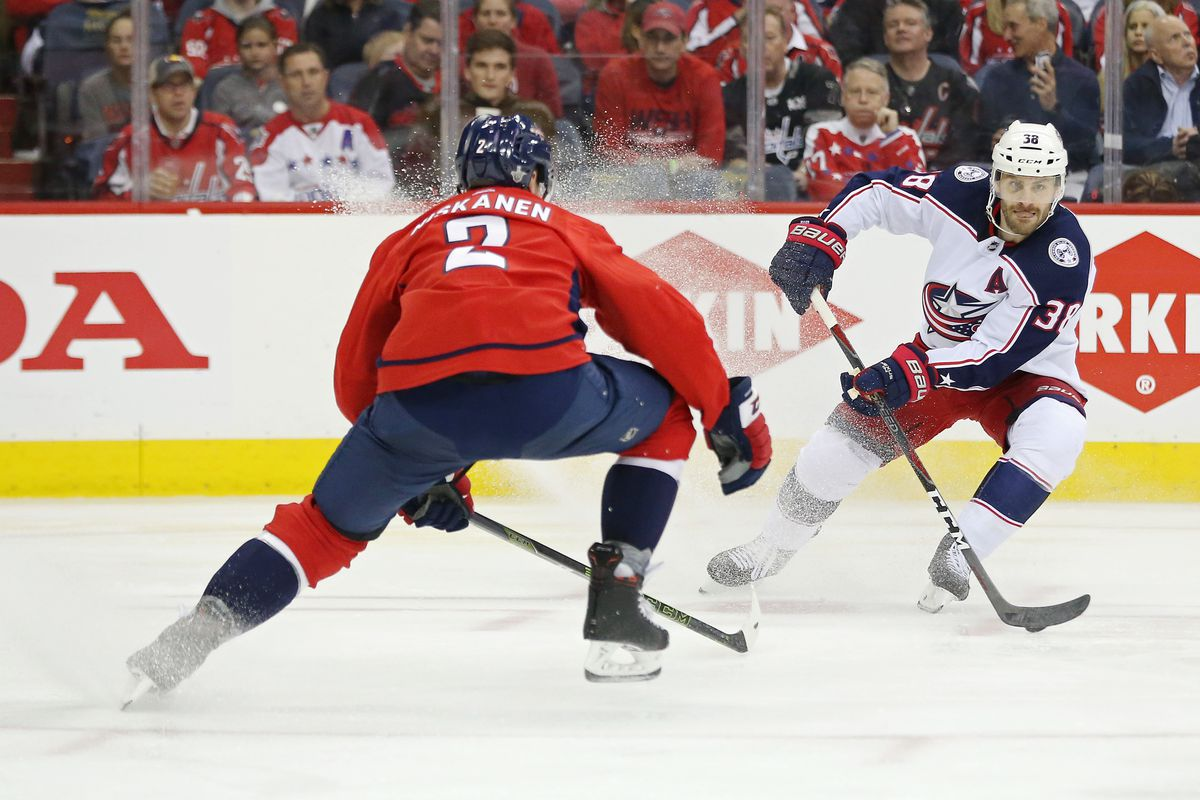 Blue Jackets vs. Capitals results 2018  Washington avoids Game 7 ... ded634b2467e