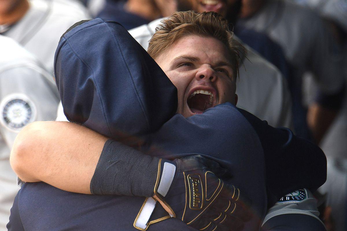 MLB: APR 11 Mariners at Royals