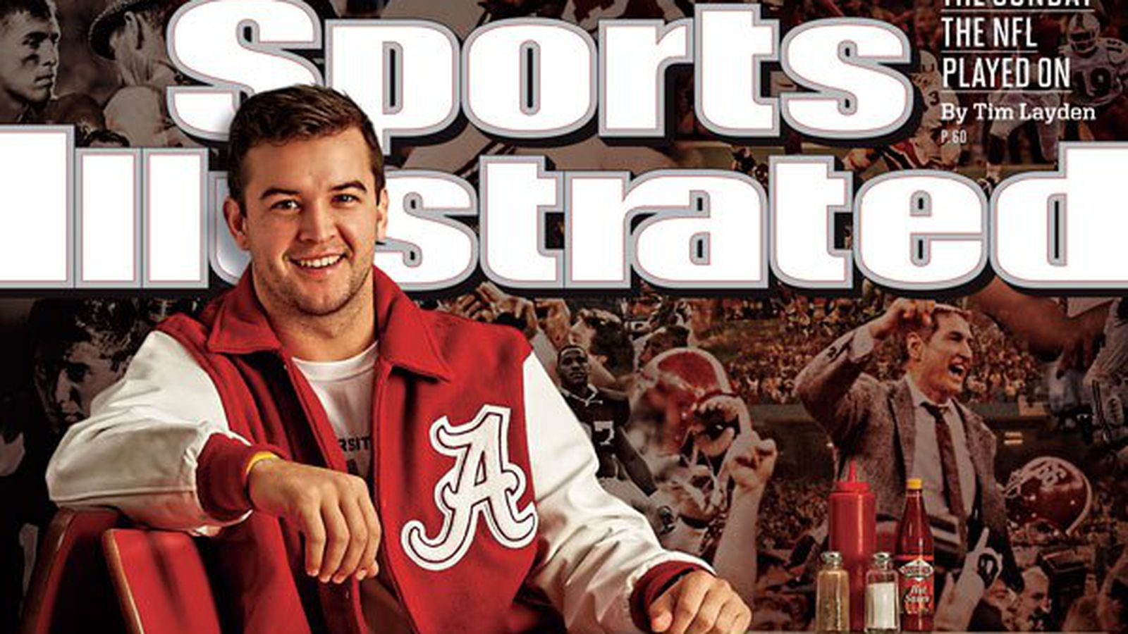 Should You Take SI's McCarron Cover Seriously?