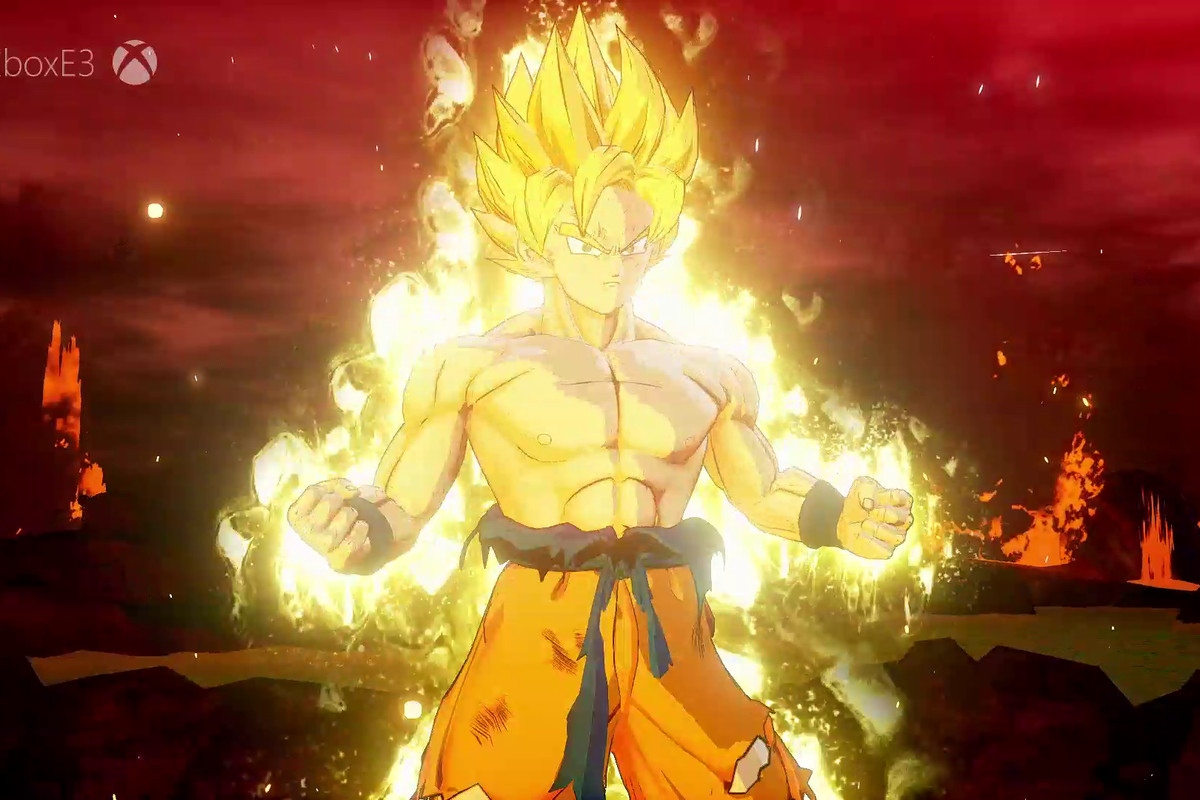 Microsoft Unveils First Look At Dragon Ball Z Kakarot Out Next Year