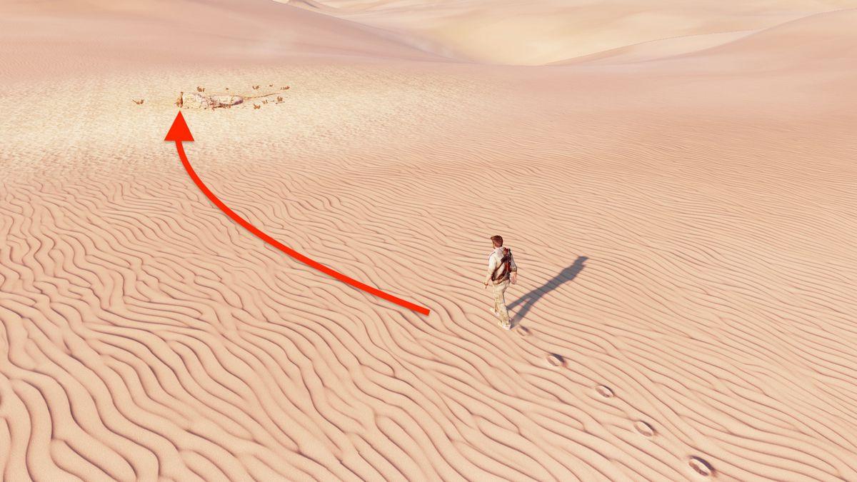 Uncharted 3: Drake's Deception 'The Rub' al Khali' treasure locations guide