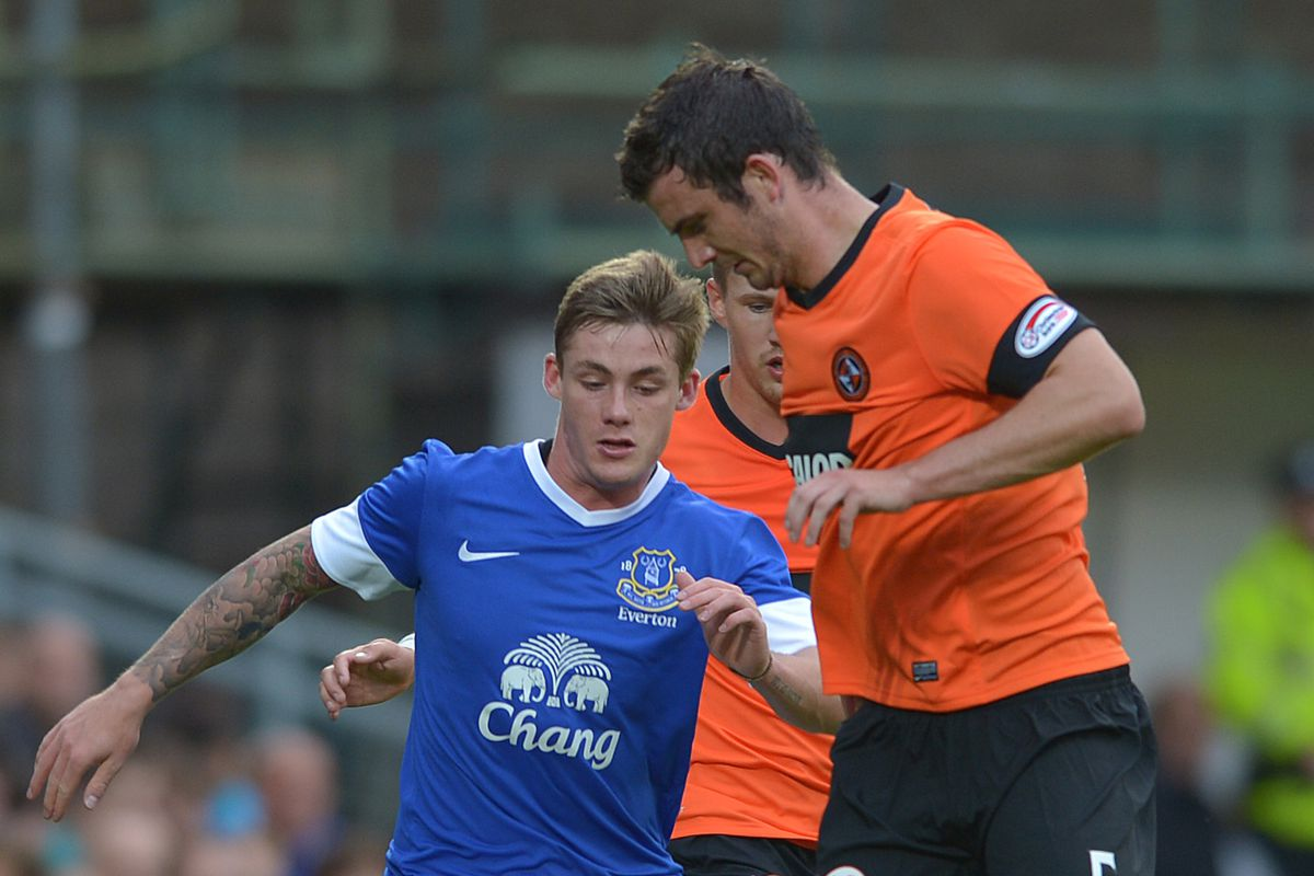 Is Conor McAleny making a case for Premier League minutes?